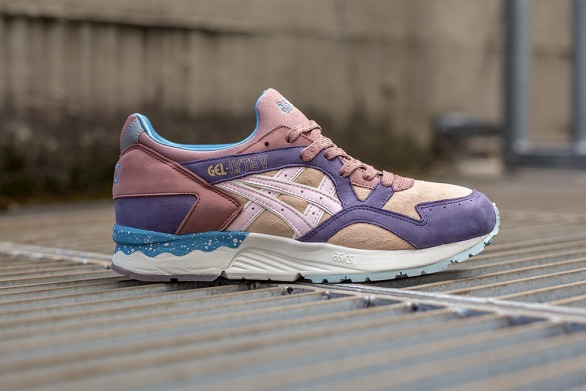 "Кроссовки Asics x Offspring Gel Lyte V ""Desert Pack"", EUR 36"
