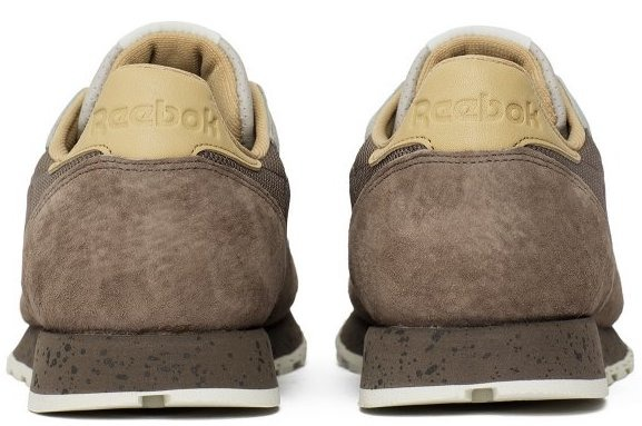 "Кроссовки Оригинал Reebok Classic Leather SM ""Sand Stone"" (BS5227), EUR 41"
