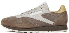 "Кроссовки Оригинал Reebok Classic Leather SM ""Sand Stone"" (BS5227)"