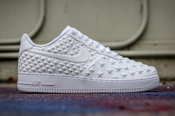 "Кросівки Air Force One Low 07 LV8 VT ""White"", EUR 36"