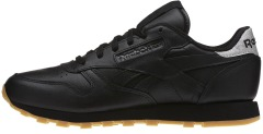 "Оригинальные кроссовки Reebok Classic Leather Diamond ""Black/Gum"" (BD4422)"