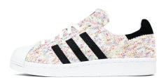 "Кеды Adidas Superstar 80s Primeknit ""Multicolor"""