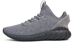 "Кроссовки Adidas Tubular Doom Sock Primeknit ""Grey"""