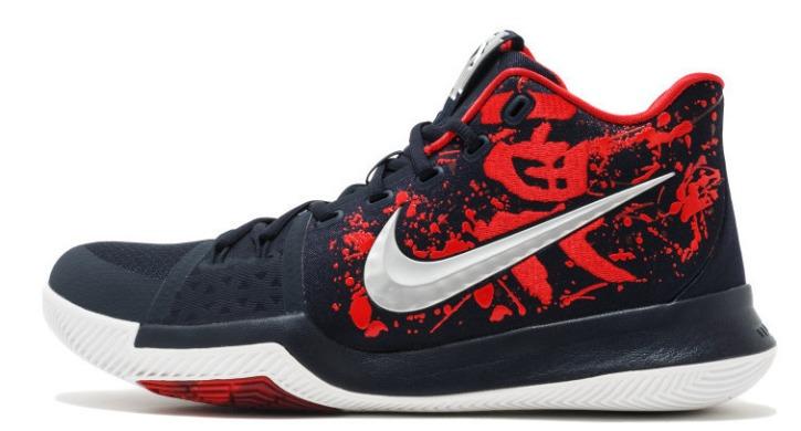 36f63f70 Баскетбольные кроссовки Nike Kyrie 3 Samurai