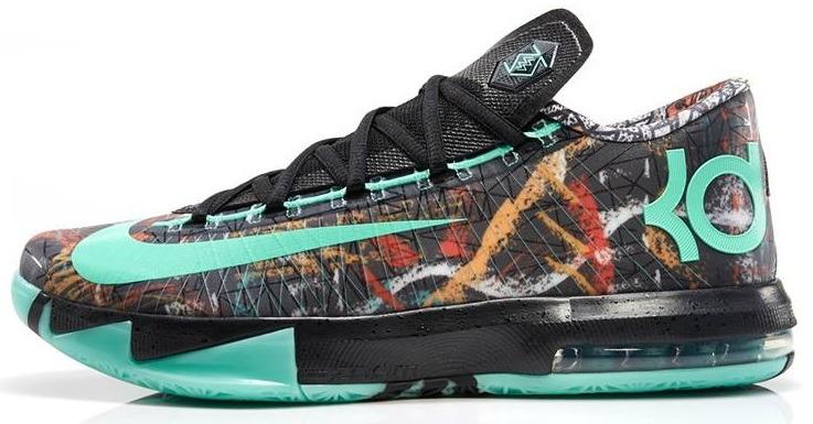 d94059ea Баскетбольные кроссовки Nike KD 6