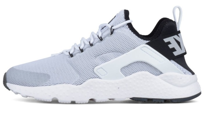 "Кросiвки Nike WMNS Air Huarache Run Ultra ""White/Black"", EUR 36"