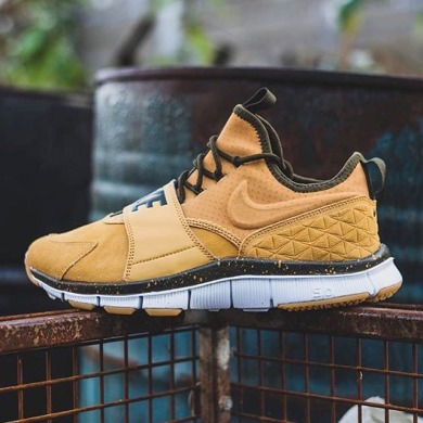 "Кроссовки Оригинал Nike Free Ace Leather ""Wheat Pack"" , EUR 41"