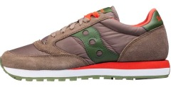 "Кроссовки Оригинал Saucony Jazz Original ""Brown/Green"" (S2044-371)"