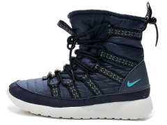 "Сапоги Nike Roshe Run Snow Boots ""Blue"""