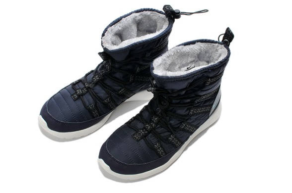 "Сапоги Nike Roshe Run Snow Boots ""Blue"", EUR 40"