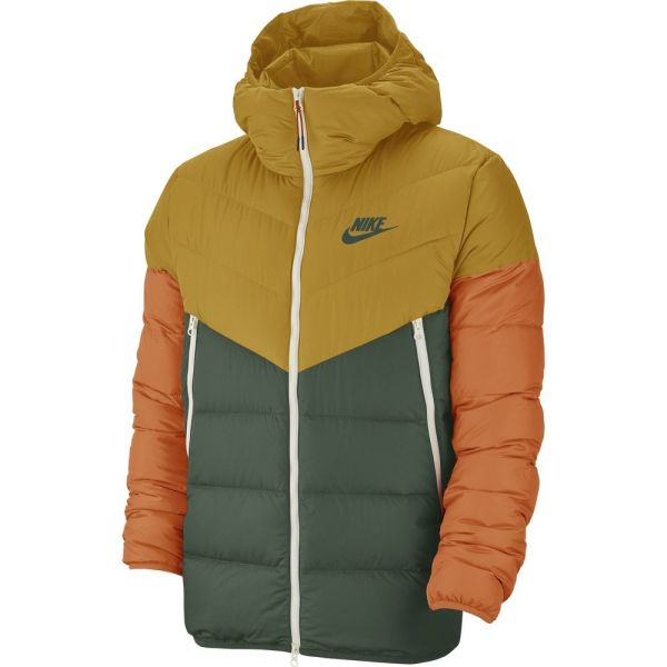 Куртка Nike Sportswear Windrunner Down-Fill Hooded Puffer Jacket (928833-727)