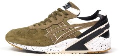 "Кроссовки Monkey Time x Asics Gel-Sight ""Olive Crown"""