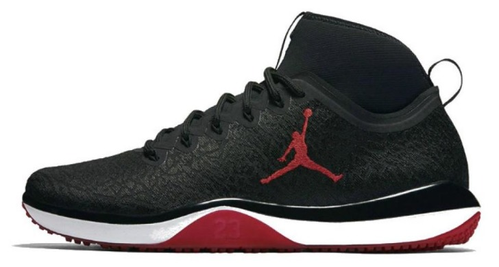 "Кросiвки Оригiнал Nike Air Jordan Trainer 1 ""Black/Gym/Red"" (845402-001), EUR 42,5"