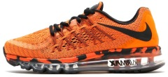 "Кроссовки Nike Air Max 2015 Premium ""Total/Orange/Black"""