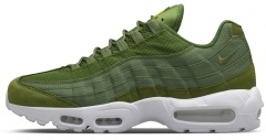 "Кросiвки Nike Air Max 95 ""Stussy Dark Olive"""