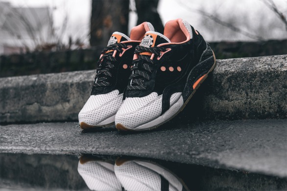 "Кросiвки Saucony x Feature G9 Shadow 6 ""High Roller"" , EUR 36"