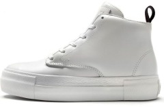 "Хайтопы Eytys Odyssey Suede High-Top Sneakers ""White"""