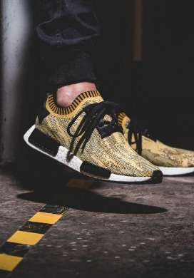 "Кросівки Adidas Originals NMD Runner ""Yellow Camo"", EUR 40"