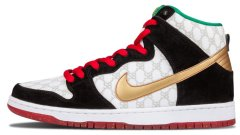 "Кроссовки Nike Dunk SB High Black Sheep ""Paid in Full"""