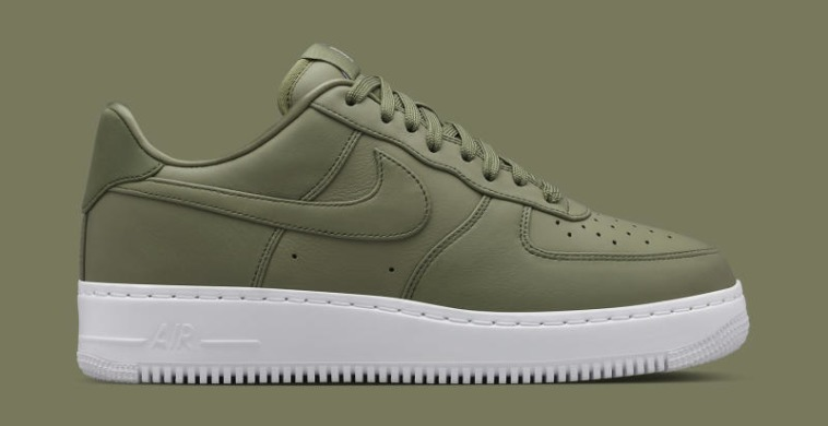 "Кросiвки Nike Lab Air Force 1 Low Urban ""Haze/White"", EUR 41"