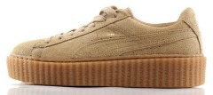 "Кроссовки Rihanna x Puma Suede Creeper ""Wheat"""