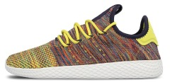 "Кроссовки Adidas x Pharrell Williams Tennis HU ""MultiColor"""