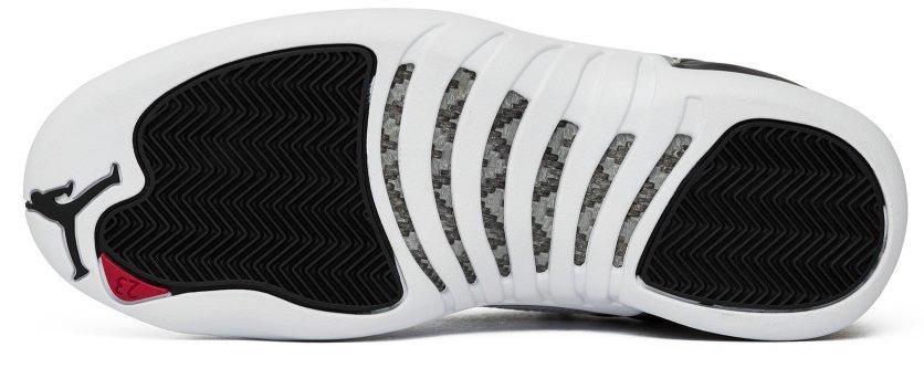 8e4b8386 Баскетбольные кроссовки Air Jordan 12 Retro Low
