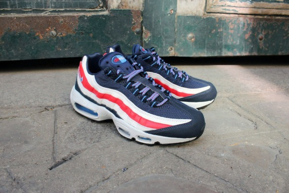 "Кроссовки Air Max 95 City QS ""London"", EUR 46"