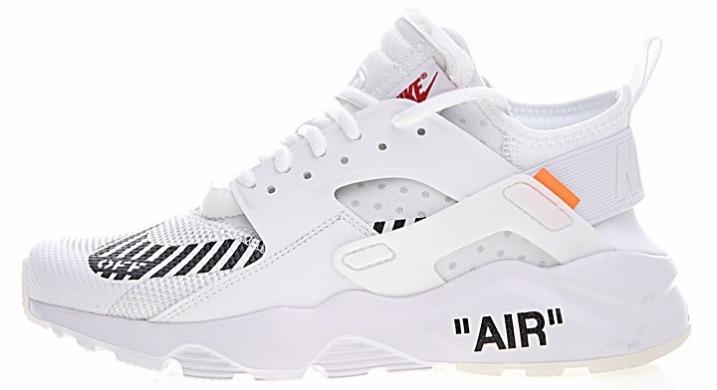 4a8bd622 Мужские кроссовки OFF WHITE x Nike Air Huarache Ultra