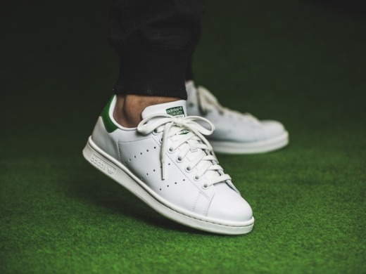 "Кеды Оригинал Adidas Stan Smith ""Running White"" (M20324), EUR 44,5"