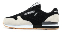 "Кроссовки Kendrick Lamar X Reebok Classic Leather SP ""Black/Grey"""