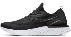 Кросiвки Nike Epic React Flyknit 2 'Black/White'