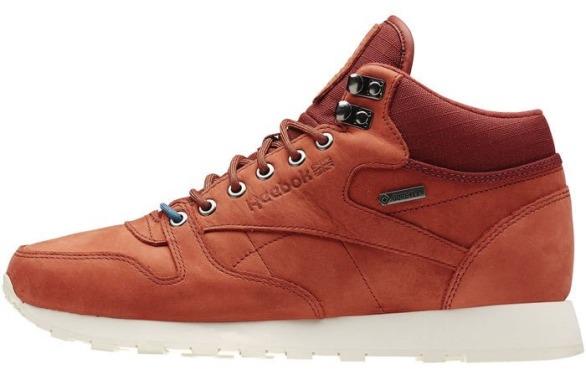 Кросiвки Оригiнал Reebok Classic Leather Mid Goretex