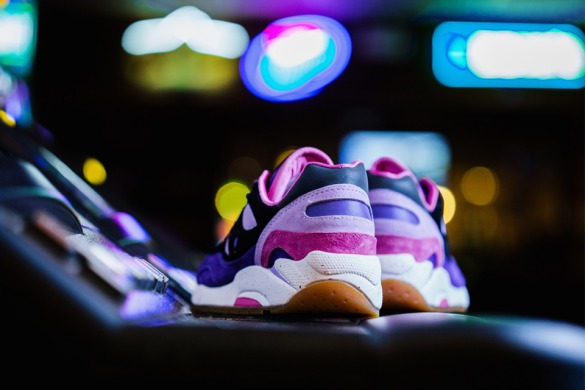 "Кросiвки Saucony x Feature G9 Shadow 6 ""The Barney"", EUR 36"