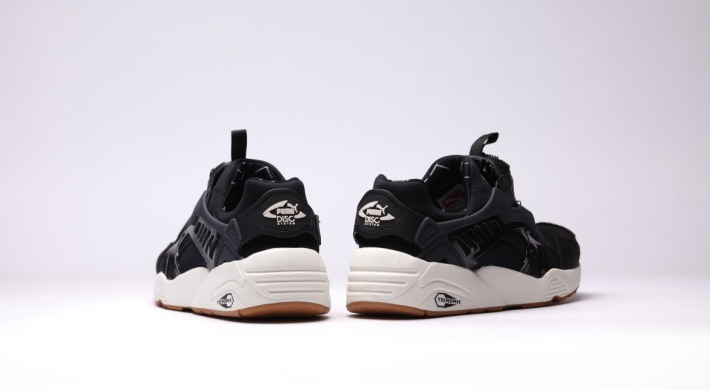 "Кросівки Puma Trinomic Disc Blaze ""Blackout"", EUR 42"