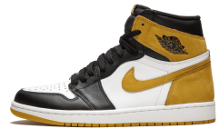"Мужские кроссовки Air Jordan 1 Retro High Og ""Yellow Ochre"""