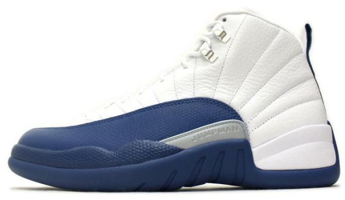 Баскетбольные кроссовки Air Jordan 12 Retro
