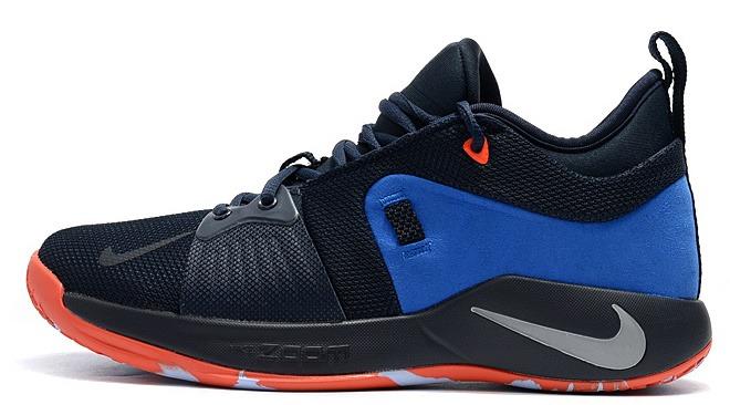 e4c4f676 Баскетбольные кроссовки Nike PG 2