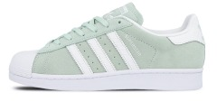 "Кеды Adidas Superstar W ""Ice / Mint """