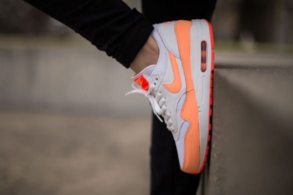 "Кроссовки Air Max 1 Essential ""Sunset Glow"", EUR 36"