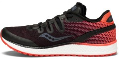 "Кросівки для бігу Saucony Freedom ISO ""Black / Vizired"""