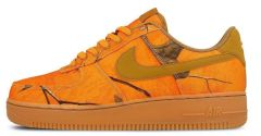 Мужские кроссовки Nike Air Force 1 Low 'Realtree Orange'