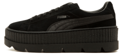 "Женские кроссовки Puma Cleated Creeper Rihanna Fenty ""Black"""