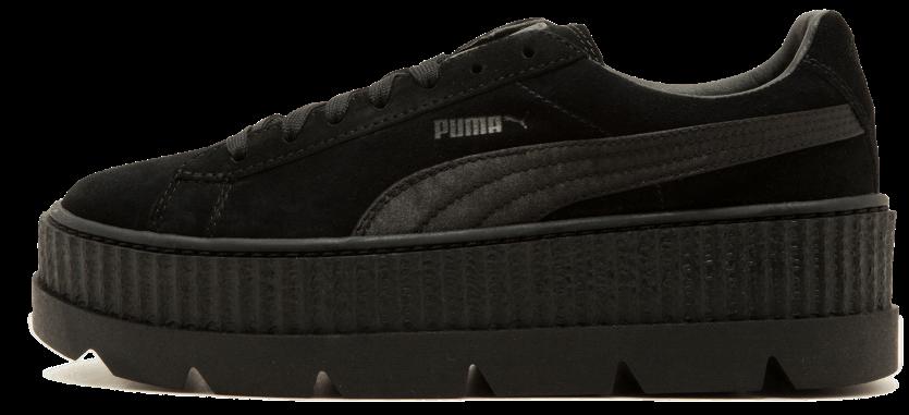 Женские кроссовки Puma Cleated Creeper Rihanna Fenty