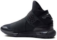 "Кроссовки Adidas Y-3 Qasa High ""Black"""