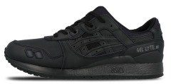 "Кроссовки Оригинал Asics Gel-Lyte III ""Triple Black"" (HL6A2-9090)"