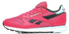 "Кроссовки Оригинал Reebok Classic Leather Seasonel II ""Pink"" (M45078)"