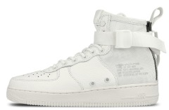 "Мужские кроссовки Nike Air Force 1 MID SF Special Field ""White"""