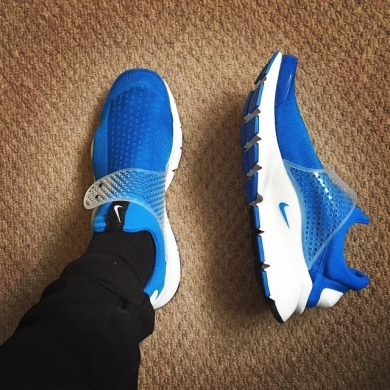 Кроссовки Nike Fragment DESIGN SOCK DART SP, EUR 41