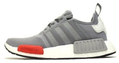 "Кросiвки Adidas NMD Runner ""Light/Onix/Red"""